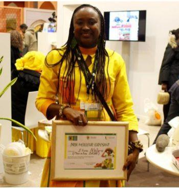 SIA 2017: ETOUNATURE reçoit le 1er prix du meilleur prix exposant