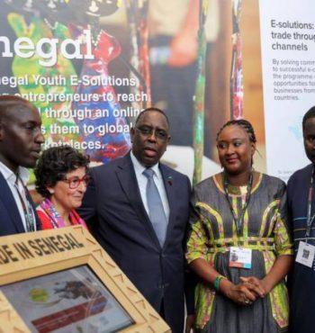 Lancement plateforme Made in Sénégal
