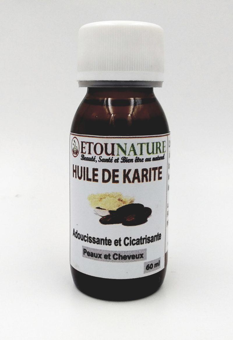 huile de karité